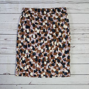 J. Crew Neapolitan pencil silk blend skirt / 4